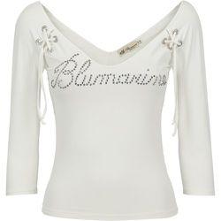T-shirts and top - Blumarine - Modalova