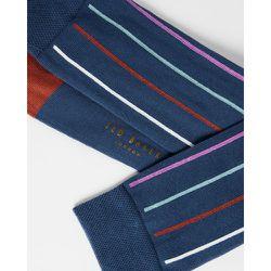 Vertical Stripe Sock - Ted Baker - Modalova