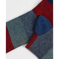 Multi Coloured Striped Sock - Ted Baker - Modalova
