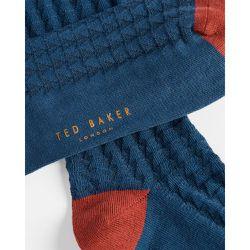 Textured Triangle Sock - Ted Baker - Modalova