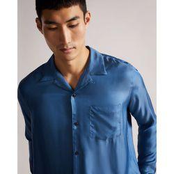 Ls Revere Shirt - Ted Baker - Modalova