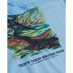 Mib Ss Tourism Tee - Ted Baker - Modalova