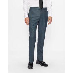 Slim Fit Textured Suit Trouser - Ted Baker - Modalova