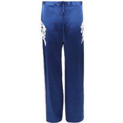 Pantalon en soie - MARJOLAINE - Modalova