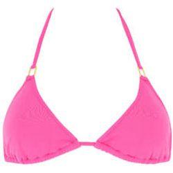 Haut de maillot de bain triangle Cancun Pink Panther - Melissa Odabash - Modalova