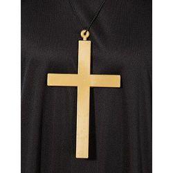 Collier avec pendentif croix de moine - Kiabi - Modalova