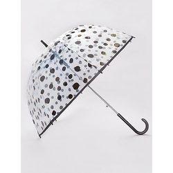 Parapluie transparent imprimé - Kiabi - Modalova