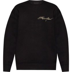 Logo-embroidered sweatshirt , , Taille: S - Emporio Armani - Modalova