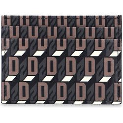 Card case with logo , , Taille: Onesize - Dsquared2 - Modalova