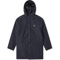 Authentic Zip Padded Jacket , , Taille: L - Fred Perry - Modalova