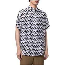 Camisa cuello extraíble , , Taille: L - Emporio Armani - Modalova