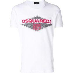 Boys print T-shirt , , Taille: XL - Dsquared2 - Modalova