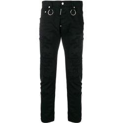 Distressed Skater Jeans , , Taille: 46 IT - Dsquared2 - Modalova
