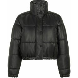 Aska Cropped Puffer , , Taille: XS - Leather Hype - Modalova