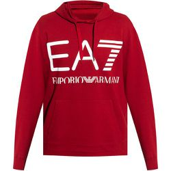 Logo hoodie , , Taille: M - Emporio Armani EA7 - Modalova