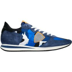 Camouflage sneakers , , Taille: 39 - Philippe Model - Modalova
