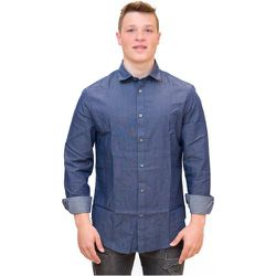 Denim Shirt , , Taille: S - Emporio Armani - Modalova