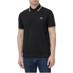 Polo Shirt with Contrasting Details , , Taille: 36 IT - Fred Perry - Modalova