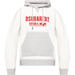 Sweatshirt With Embroidered Logo , , Taille: M - Dsquared2 - Modalova