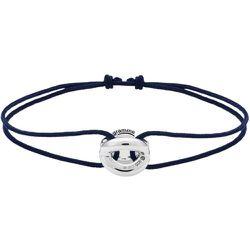 Entralacs cord bracelet , unisex, Taille: Onesize - Le Gramme - Modalova