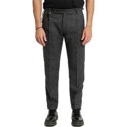 Retro Slim-Fit Trousers , , Taille: S/M - Berwich - Modalova