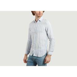 Sammy Linen Striped Shirt Hartford - Hartford - Modalova