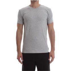 Nb1164E M / C COL Rond T-Shirt ET Débardeur Longwear Chiné , , Taille: L - Calvin Klein - Modalova