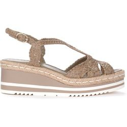 Wedge sandal in leather , , Taille: 35 - Pons Quintana - Modalova