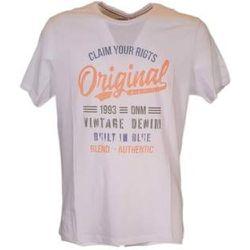 T-Shirt , , Taille: M - Blend - Modalova