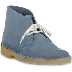 Shoes Desert Boot Navy Grey , , Taille: 43 - Clarks - Modalova
