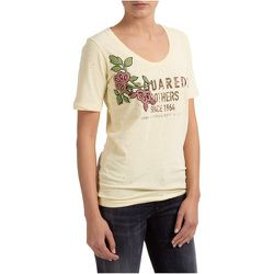T-Shirt Coupe Renny , , Taille: M - Dsquared2 - Modalova