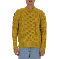 Braided sweater , , Taille: 46 IT - Laneus - Modalova