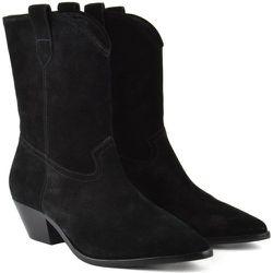 Foxy Mid Calf Boots ASH - Ash - Modalova