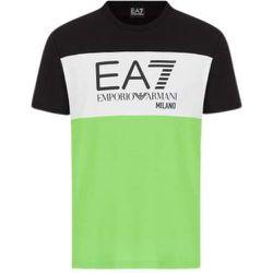Kpt33 Short sleeve t-shirt , , Taille: 3XL - Emporio Armani EA7 - Modalova