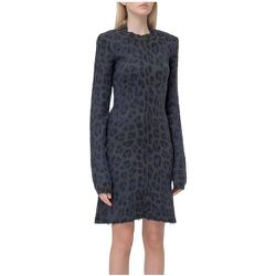 Long Sleeve Tight-Fitting Dress , , Taille: S - 36 - Unravel Project - Modalova