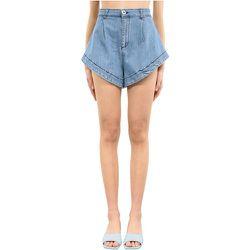 Shorts in denim , , Taille: 44 IT - Actualee - Modalova
