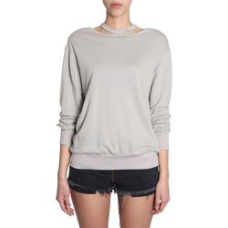 CUT OUT Round Collar Sweatshirt , , Taille: XS - Unravel Project - Modalova