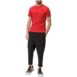 T-Shirt with Logo Fred Perry - Fred Perry - Modalova