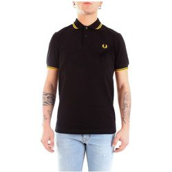 M3600 Short sleeves Men , , Taille: L - Fred Perry - Modalova