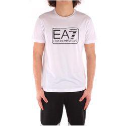 Npt10 Short sleeve t-shirt , , Taille: S - Emporio Armani EA7 - Modalova