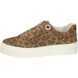 Suede leopard print sneaker 963018E5C - Bullboxer - Modalova