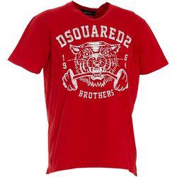 T-shirt , , Taille: L - Dsquared2 - Modalova