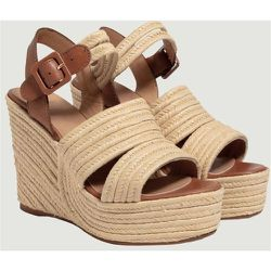 Java raffia sandals Castañer - Castañer - Modalova