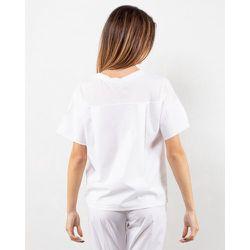 T-shirt manica aperta - Roberto Collina - Modalova