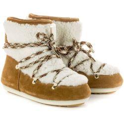 Boot Dark Side Low Shearling Shoe - moon boot - Modalova