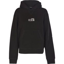 Branded hoodie , , Taille: 2XS - Dsquared2 - Modalova