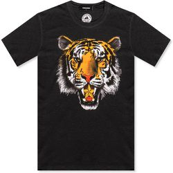 T-shirt with animal pattern , , Taille: 2XL - Dsquared2 - Modalova