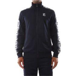Track Jacket Sweater Men Black Iris , , Taille: S - Fila - Modalova