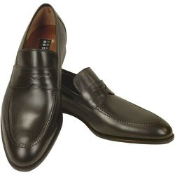 Calf Leather Penny Loafer Shoes , , Taille: UK 6.5 - Fratelli Rossetti - Modalova