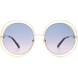 Glasses Ch0045S 006 , , Taille: 58 - Chloé - Modalova